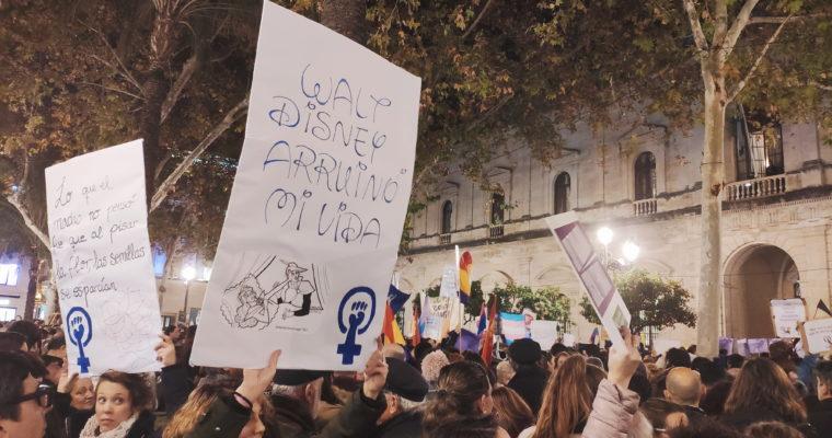 Algunas de las leyes en materia de Igualdad que atañen a España. Un prototipo de mapeo