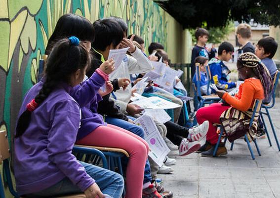 El San José Obrero: un colegio sevillano con alumnos de 30 países rompe prejuicios y sirve de ejemplo pedagógico